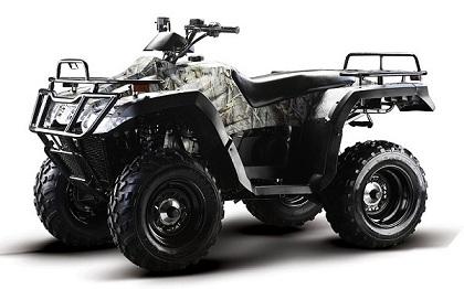 ATV Fordon