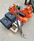 Meiselhammare hydraulisk för grävmaskin