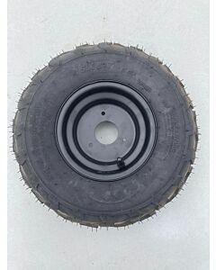 Hjul komplett 16x8-7 110cc atv