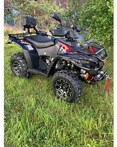 Linhai ATV 300D 4x4 T3B Utrustning värde 10000 kr ingår