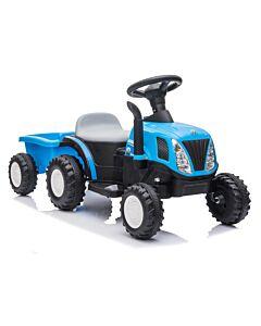 New Holland T7 barn elektrisk tractor