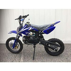 MANCINI DEMON 125 CC Motocross.  Markedets fräckaste till oslagbart pris!