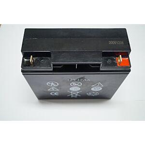 Batteri 6500 Bensinaggregat