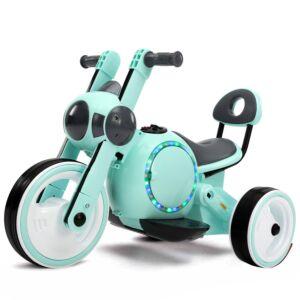 Trehjuling elektrisk för barn