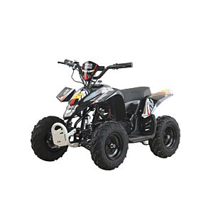 Elektrisk mini ATV för barn 1000W Black Edition