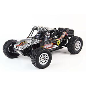 FS 53.625 1/10 2.4GH 4WD Borstlös RC Desert Buggy