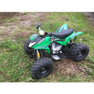 Grizzly 125cc sports quad