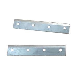 Kniver (2 stk) til flishugger 6,5hk 7cm