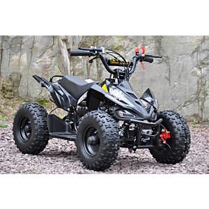 Mini ATV 50cc black edition two