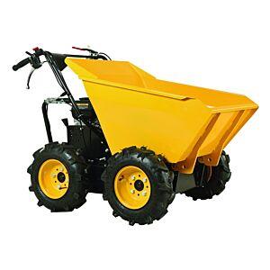Mini dumper 4wd 6,5hk 300kg